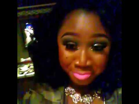 Ebony Monroe @Hush in Tampa Fla,