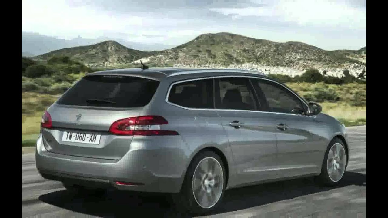 peugeot 308 sw estate allure bluehdi 120 stop start new youtube. Black Bedroom Furniture Sets. Home Design Ideas