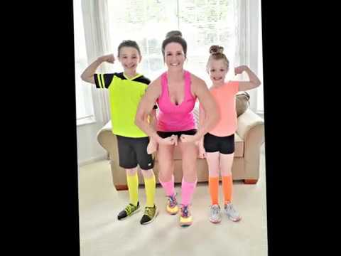 XTREME FITNESS KID-FRIENDLY HIIT WORKOUT #2