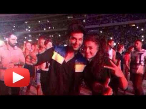 Kushal Tandon's Special Surprise For Girlfriend Gauhar Khan In Capetown - Must Watch