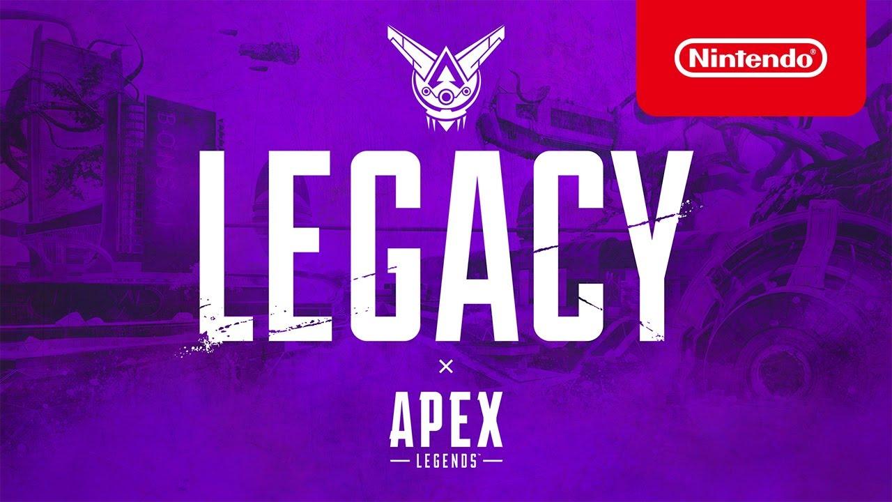 Νέο gameplay trailer για το Apex Legends: Legacy