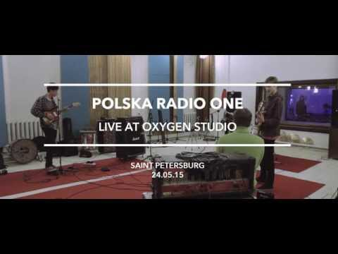 Polska Radio One - Untitled (Live at Oxygen Studio)