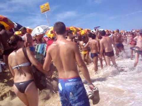 praia mole carnaval 2010