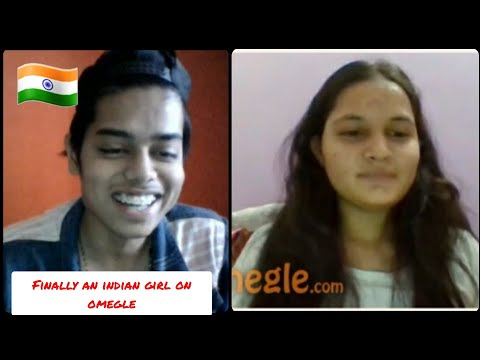 Asking Instagram From A Cute Indian Girl Online | Desi Omegle | Trolling Hard