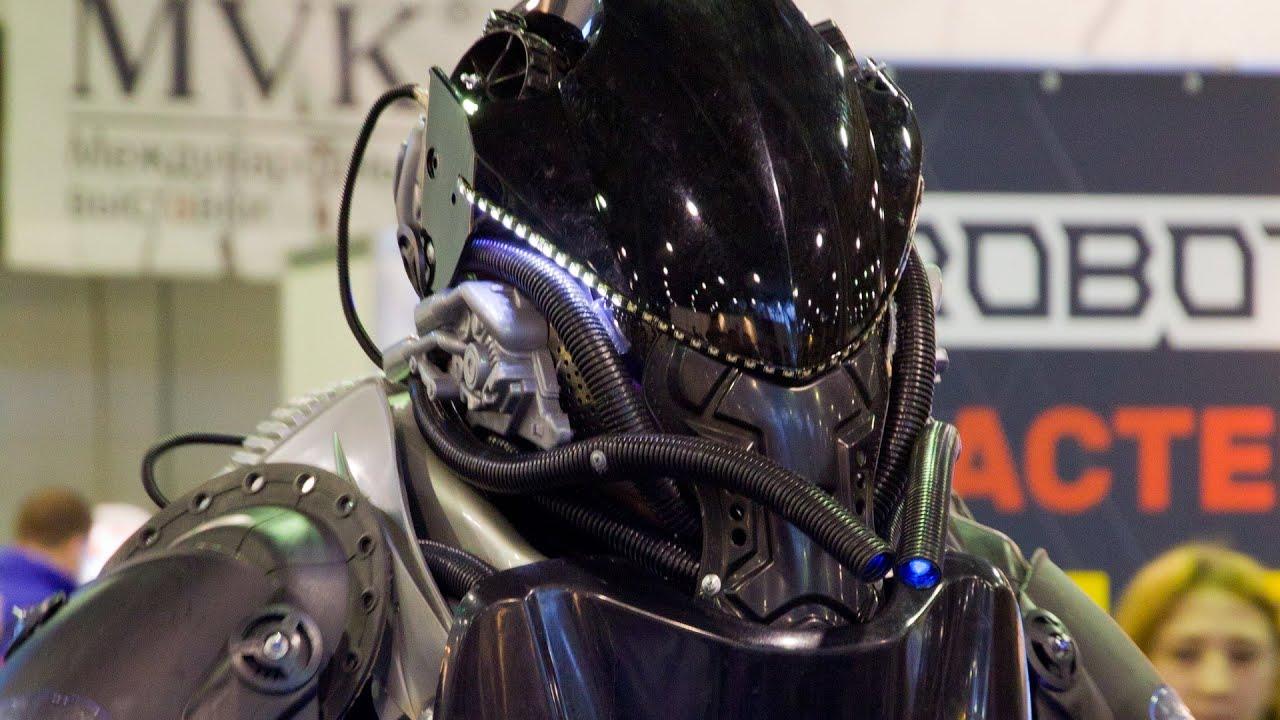 Выставка Robotics Expo 2015, самые интересные роботы и изобретения!