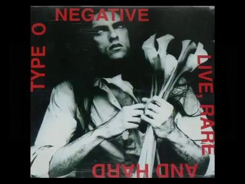 Type O Negative - Live, Rare & Hard (1994) Full Album