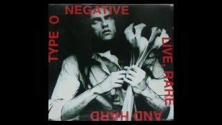 Type O Negative - Live, Rare & Hard (1994) Full Album