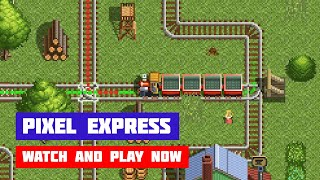 Pixel Express · Game · Gameplay