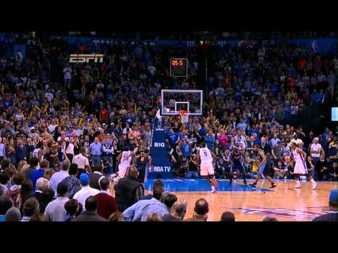 Durant Sends it to OT vs. Denver with JAM.