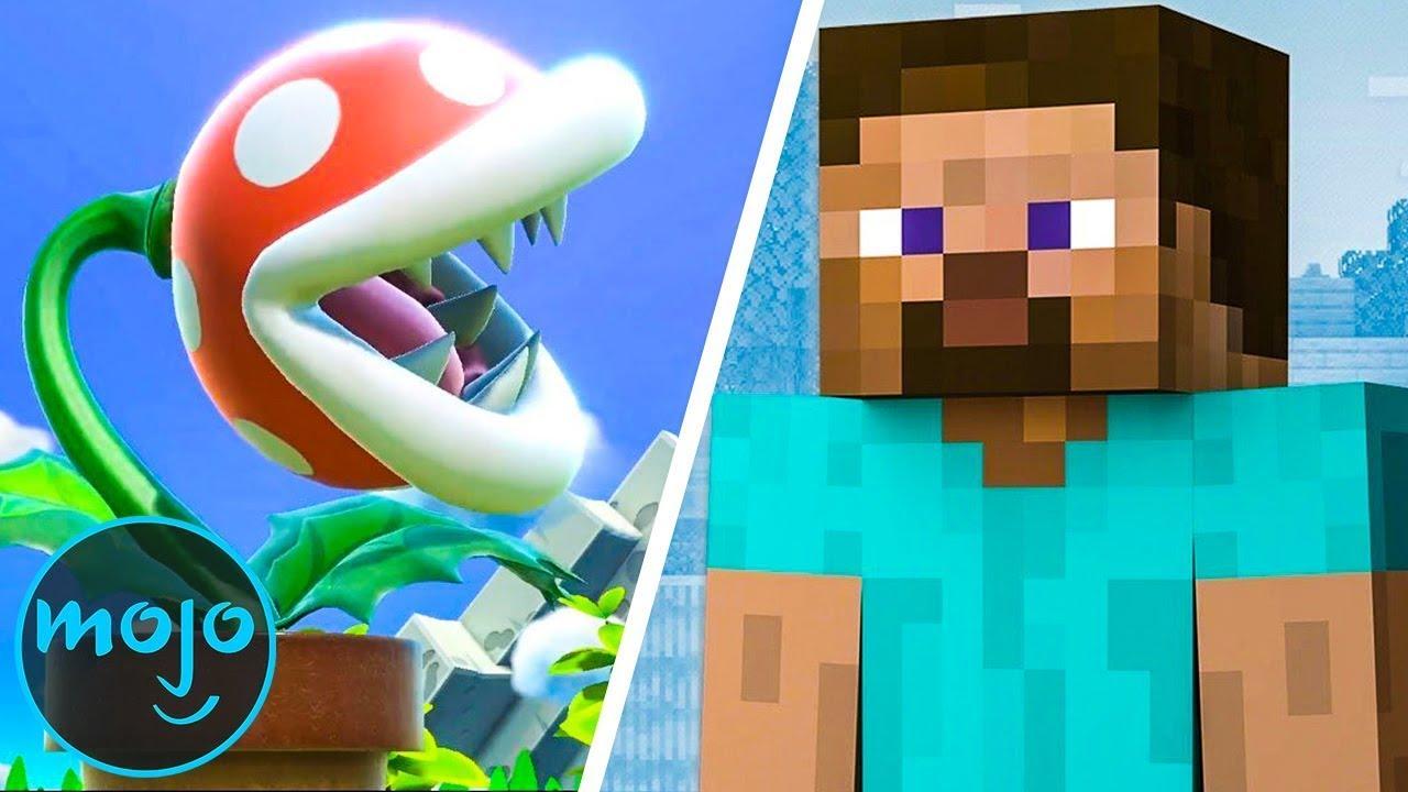 Top 10 Weirdest Smash Bros Characters Ever