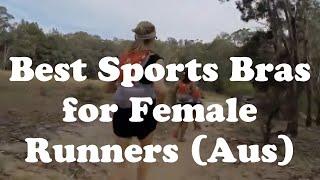 Best Sports Bras for Female Runners (Australia)