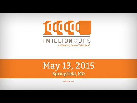1 Million Cups -- Springfield -- SoHo HQ & The Sunday Morning Drive -- May 13, 2015