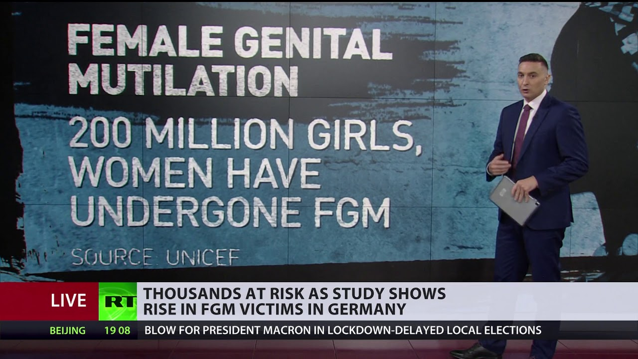 Thousands AT RISK in Germany as FGM victims rise to 68,000 - study