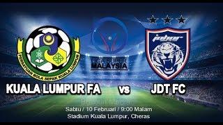 Video LIVE LIGA SUPER MALAYSIA 2018 | JOHOR DARUL TAKZIM (JDT) VS KUALA LUMPUR (KL) 2nd Half download MP3, 3GP, MP4, WEBM, AVI, FLV September 2018