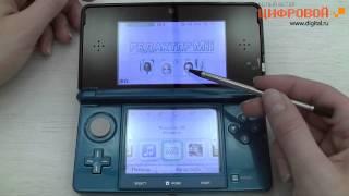 Видеообзор игровой консоли Nintendo 3DS