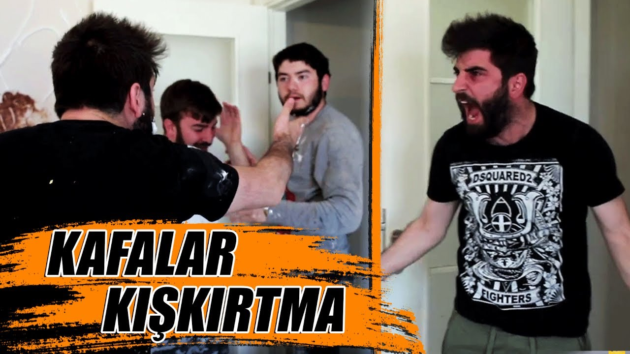 KAFALAR KIŞKIRTMA - İYİ Kİ DOĞDUN BİLAL!