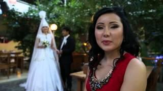 День свадьбы:  Бекжан и Бибигуль. Ersain Video Studio