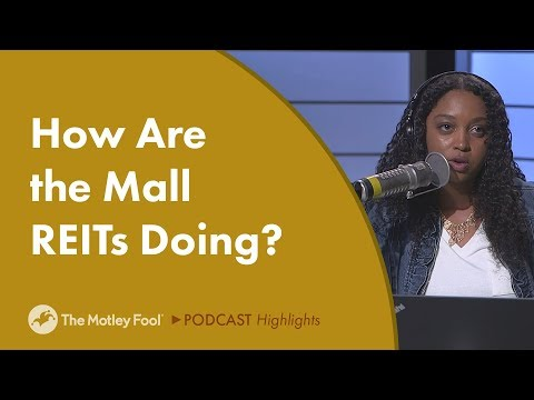 How Are the Mall REITs Doing?