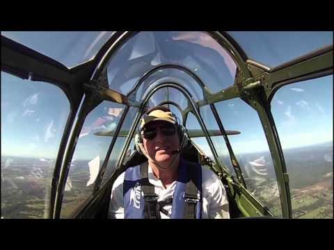 North American T6 Texan Flight 6, Sydney -