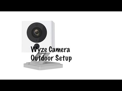 Wyze Cam Alexa Integration Outdoor Test - The Biggest of Mp3