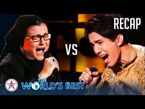 The World's Best: Dimash vs. The Singing Nun's EPIC Vocal Battle! + TOP 3 Battles | Ep 3 Recap