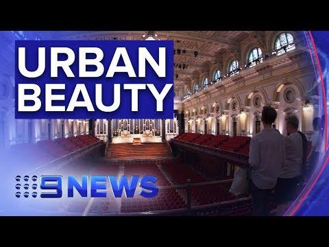 Sydney's Architectural Gems Open Their Doors To The Public |Nine News Australia