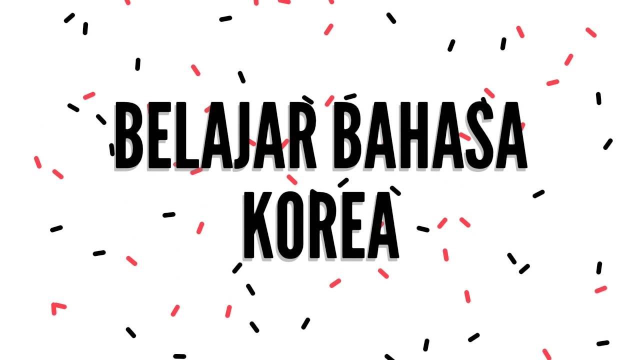 Hasil gambar untuk gambar bahasa korea