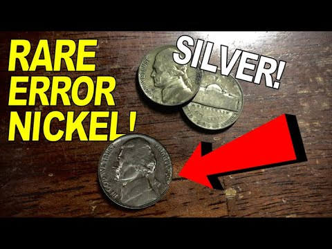 How much is a nickel roll worth from down
