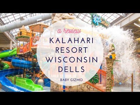 Kalahari Resort in Wisconsin Dells Resort Review by Baby Gizmo on