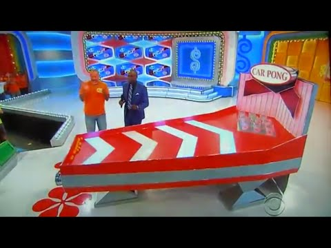 The Price is Right - Car Pong - 5/9/2016