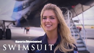 Kate Upton Zero Gravity Photoshoot 2014 | Sports Illustrated Swimsuit