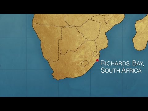 Richards Bay, South Africa Port Report