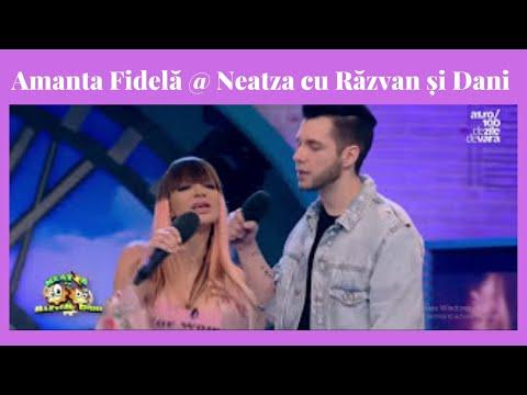 Andreea Antonescu - Amanta fidela (feat. Chriss JustUs) | Neatza cu Razvan si Dani
