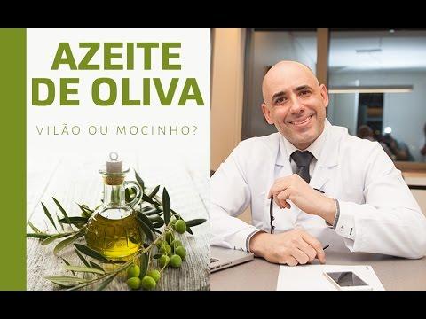 AZEITE DE OLIVA: VILÃO OU MOCINHO?