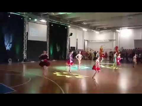 Macedonia Open 2018-Jana Micevska SOLO/Jive