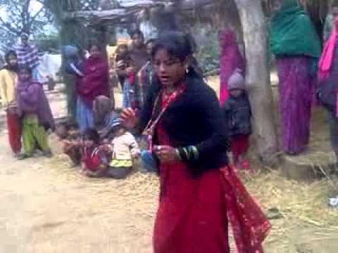 Gaon Ki Gori Ka Mast Danceanil Raj Lakhimpur Kheri Youtube