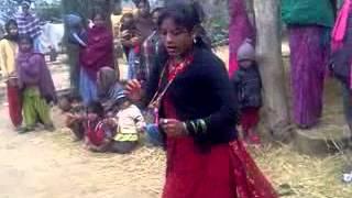 Gaon ki Gori Ka Mast Dance....ANIL RAJ LAKHIMPUR KHERI