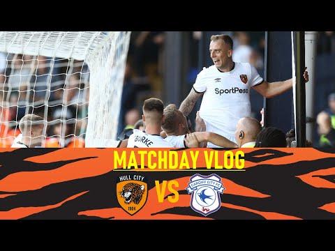WE SHOULD HAVE WON: HULL CITY 2-2 CARDIFF CITY: Matchday Vlog