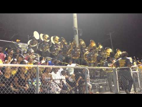 "Whitehaven High Band - ""100 Black Coffins"""