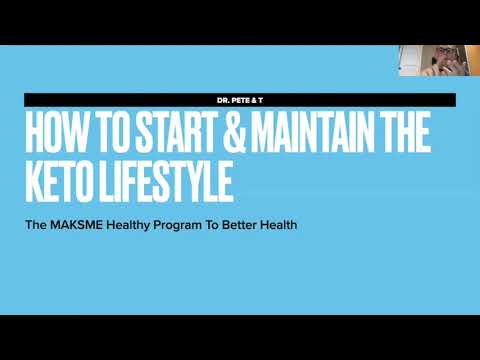 How To Start & Maintain The Keto Lifestyle: A New Online Course!