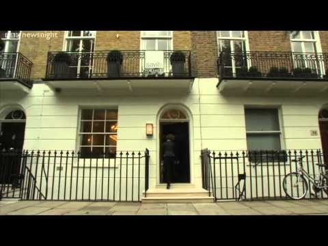 Newsnight:Mary Ann Sieghart on why Kensington and Chelsea is