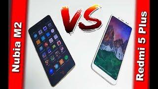 Nubia M2 Versus Redmi 5 Plus da Xiaomi! Quem vence?