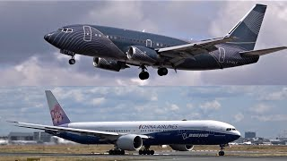 FRANKFURT Airport Planespotting 2019 with China Airlines Boeing Special Livery