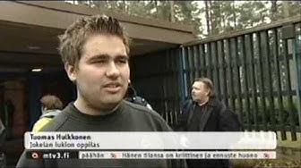MTV3 Uutiset 7.11.2007 22.00