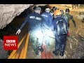 Thailand Cave Rescue: New Footage Released - Bbc News
