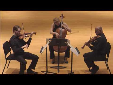 Mozart Divertimento in E flat major, K 563