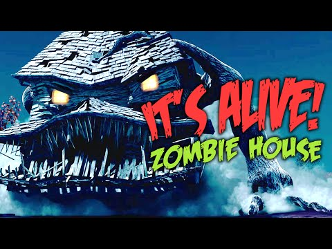 IT'S ALIVE! ZOMBIE HOUSE (Part 2) ★ Call of Duty Zombies (Zombie Games)