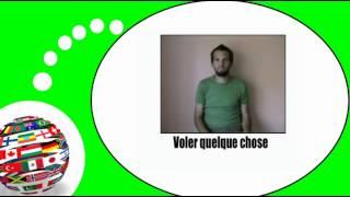 Французского видео урок = Жесты и выражения, № 5