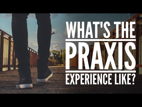 What is the Praxis Education Experience Like?