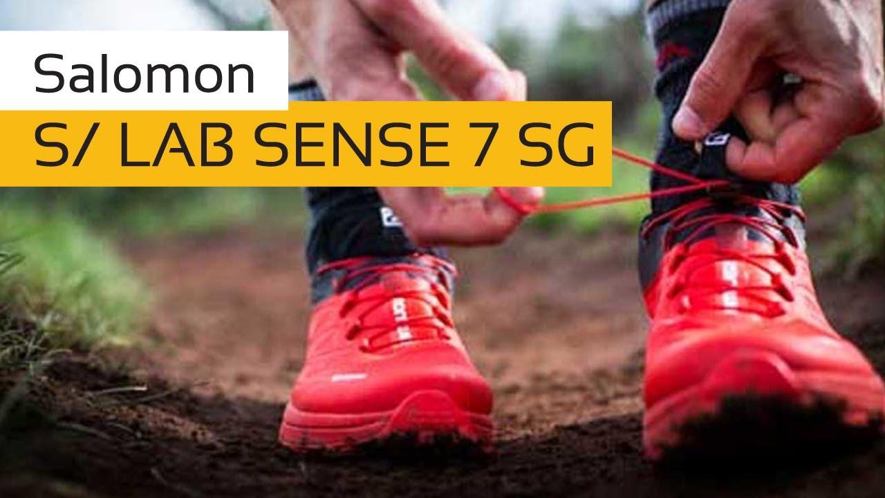 brand new d465a 02ade Análise: Tênis Salomon S lab Sense 7 SG